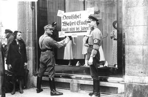 Nazis en el poder
