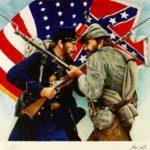 La Batalla de Gettysburg, Norte contra Sur