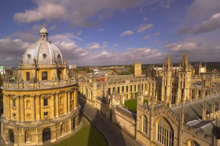 Historia de la Universidad de Oxford