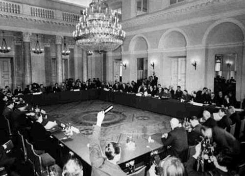 Reunión del Pacto de Varsovia
