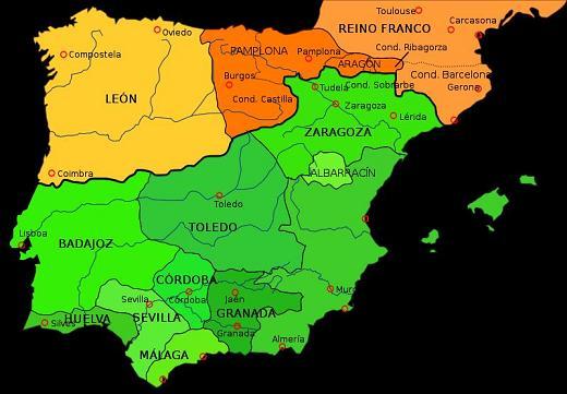 peninsula-iberica-en-el-ano-1030