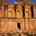 La legendaria ciudad de Petra