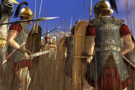 El Pilum, un arma para las legiones romanas