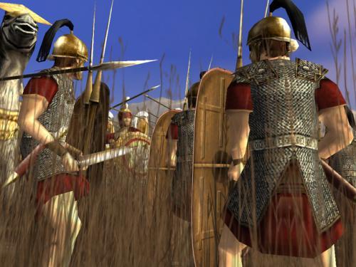 Pilum arma romana