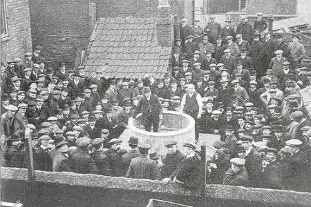 Perros contra ratas, diversión en  la Inglaterra Victoriana