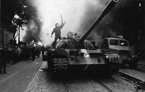 Primavera de Praga del 68
