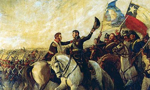 San Martin y Bolivar