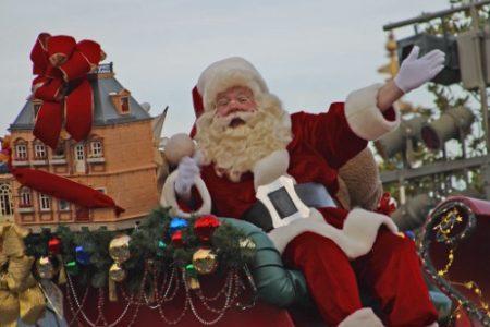 Orígenes e historia de Santa Claus