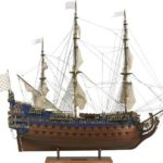 Soleil Royal, el buque insignia de Luis XIV