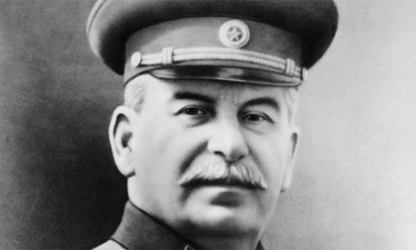 how to draw joseph stalin