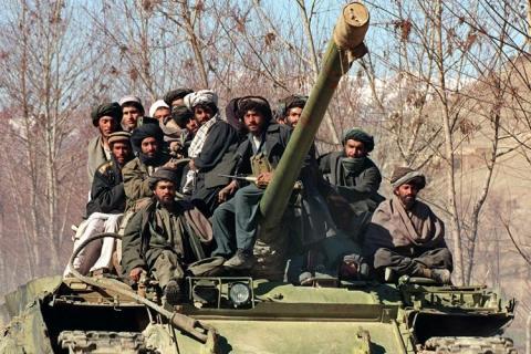Resultado de imagen de talibanes en afganistán