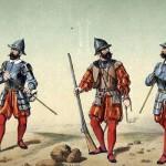 Los tercios españoles en el siglo XVI