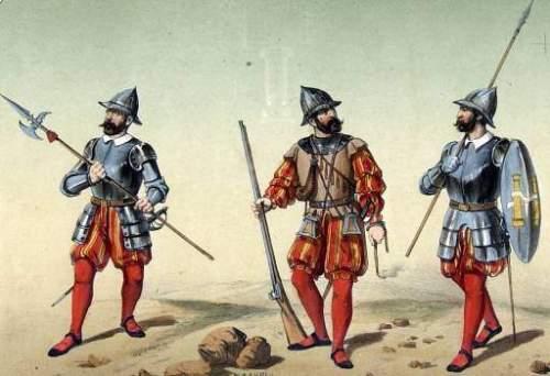 los Tercios de Flandes