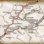 La Vía Salaria de Roma