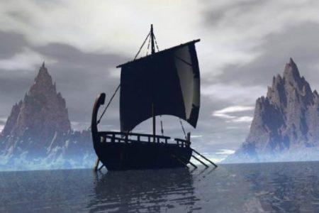 La expansión de los vikingos en el siglo VIII y IX
